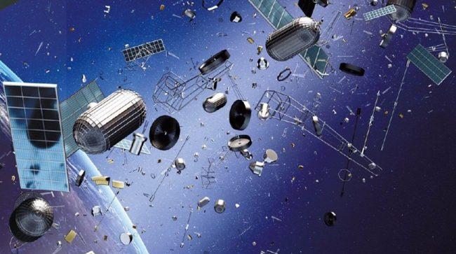 Фото - В Японии создают радар для обнаружения космического мусора