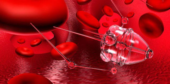 Фото - Китайские учёные разработали нанороботов, способных бороться с раком