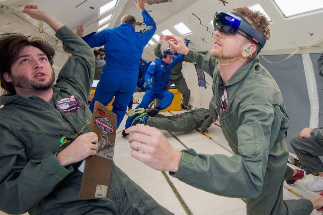Фото - Астронавты NASA уже побывали на Марсе. С помощью виртуальной реальности