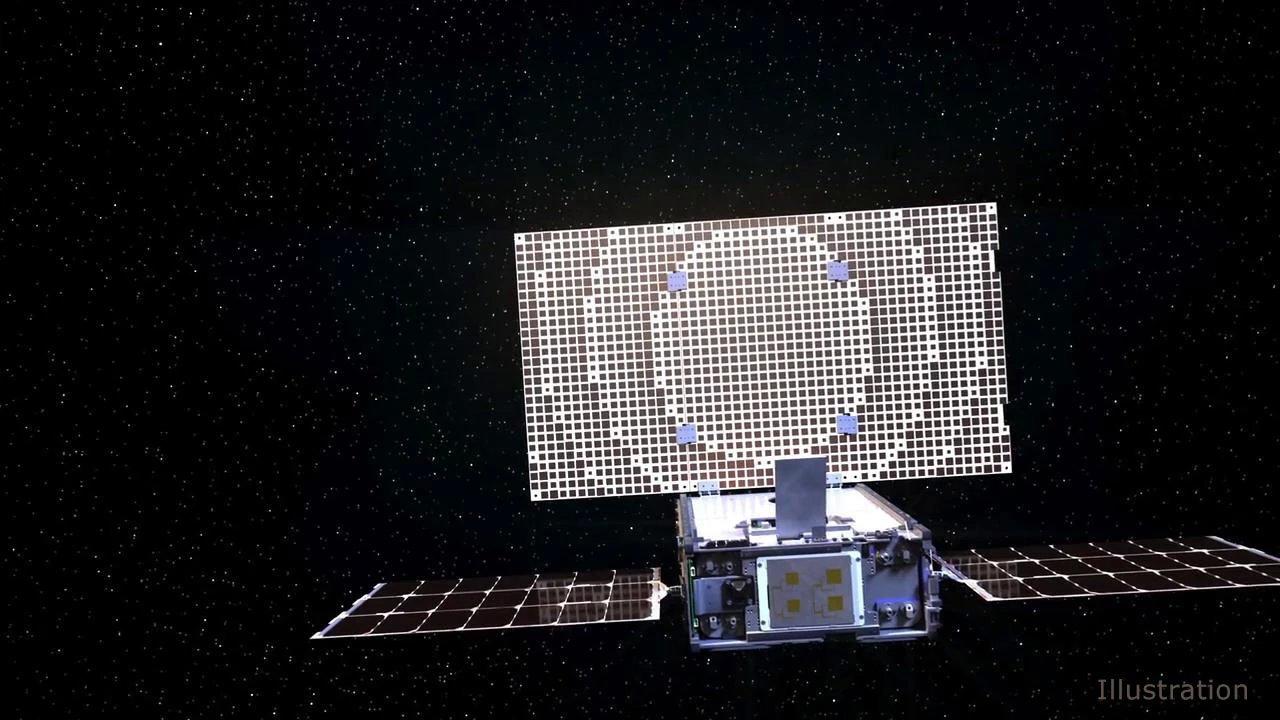 Фото - «Спутники-кубики» NASA направились в сторону Марса