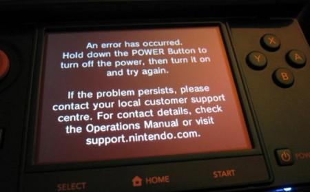 Фото - Владельцы Nintendo 3DS столкнулись с «черным экраном смерти»