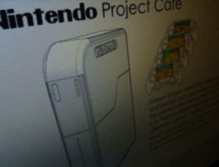 Фото - Контроллер Nintendo 'Project Cafe' Wii2 получит камеру?
