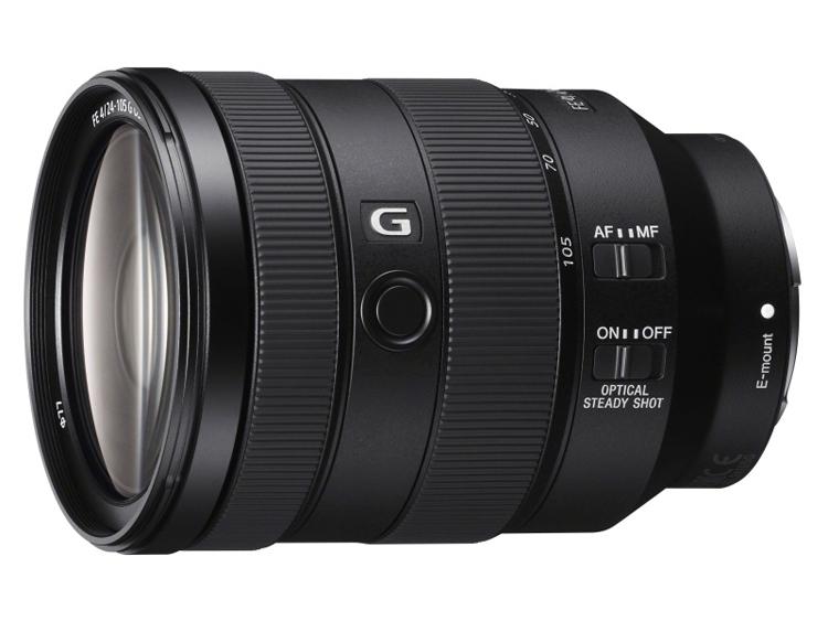 Фото - Объектив Sony FE 24-105mm F4 G OSS для полнокадровых камер обойдётся в $1300″