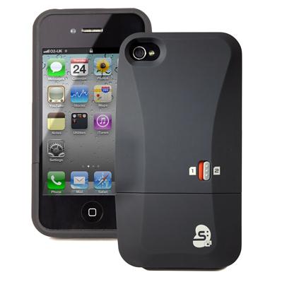 Фото - Оригинальный iPhone с двумя SIM-картами