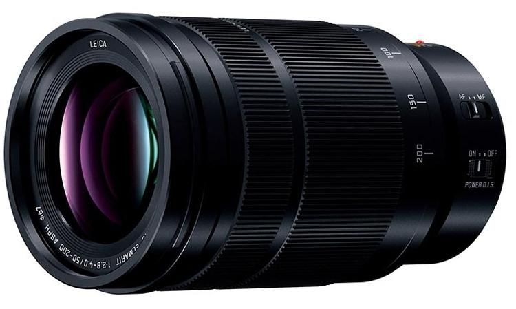 Фото - Представлен объектив Panasonic Leica DG Vario-Elmarit 50-200mm
