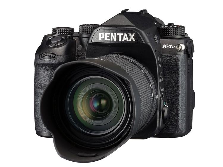 Фото - Pentax K-1 Mark II: полнокадровый зеркальный фотоаппарат за $2000″