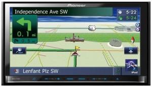 Фото - Pioneer разнообразит навигационные системы