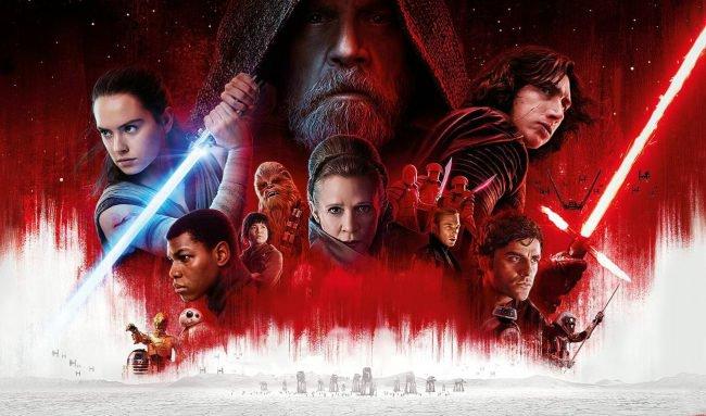 Фото - #видео | Как создавались спецэффекты для фильма «Звёздные войны: Последние джедаи»