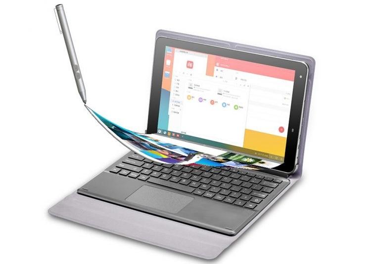 Фото - PiPO P10: ноутбук «два в одном» на базе Phoenix OS и процессора Rockchip»