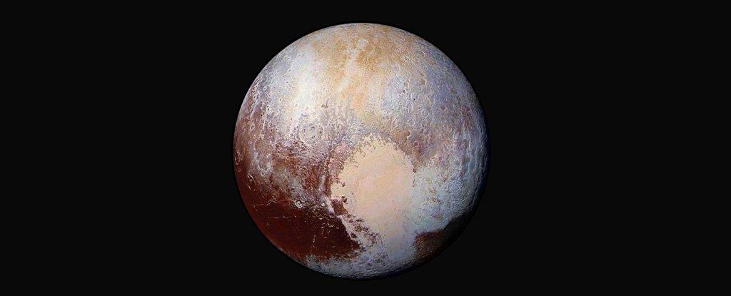 Фото - Плутон может являться гигантской свалкой комет