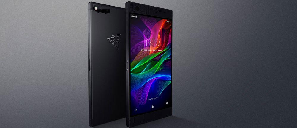 Фото - Представлен геймерский смартфон Razer Phone