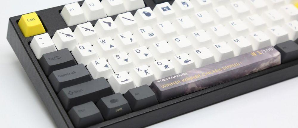 Фото - Представлена линейка клавиатур специально для PUBG
