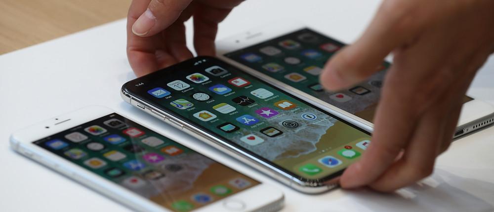Фото - Преемник iPhone X может выйти в этом году с OLED-экраном диагональю 6.5 дюйма