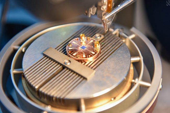 Фото - Разработан принципиально новый тип кубита для квантового компьютера
