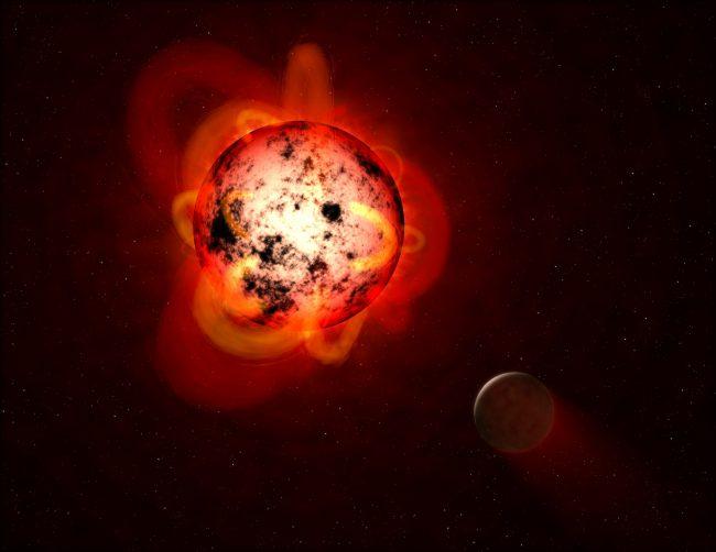 Фото - Еще одна звездная система была стерилизована от любой возможной жизни