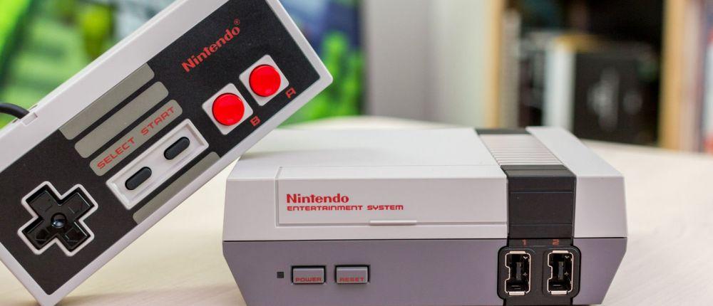 Фото - Ретро-консоль NES Classic Edition вернется в продажу в июне