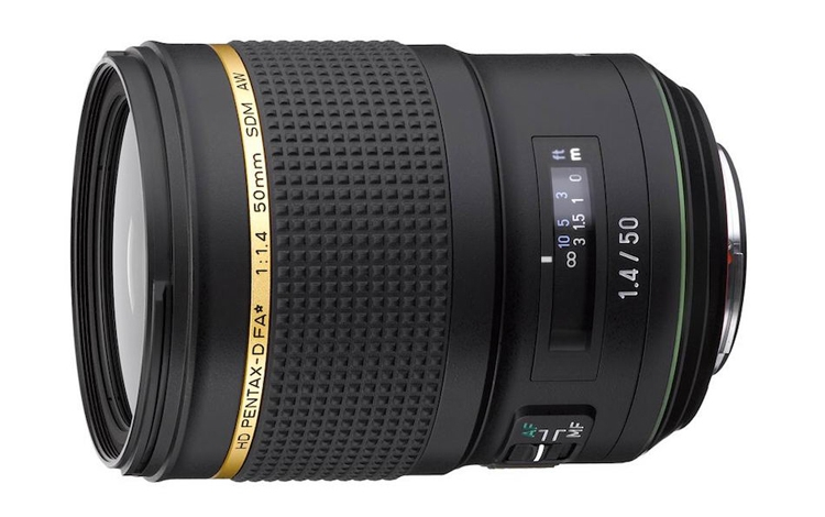 Фото - Ricoh представила два объектива «звёздной» серии для DSLR-камер»