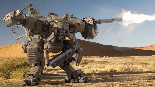 Фото - В России появится завод для постройки боевых роботов