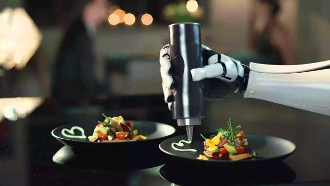 Фото - Студенты MIT открыли первый в мире полностью роботизированный ресторан