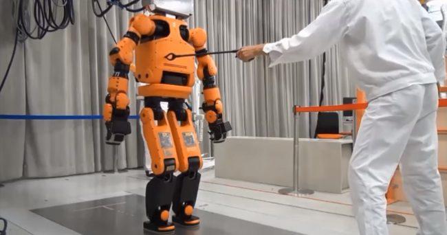 Фото - E2-DR: робот, который сможет работать в самых экстремальных условиях