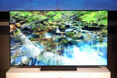 Фото - Samsung готовит телевизор с потрясающим разрешением