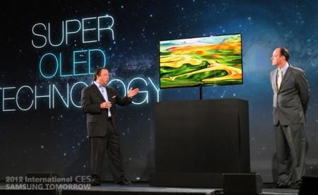 Фото - Samsung анонсировала 55-дюймовый Super OLED TV