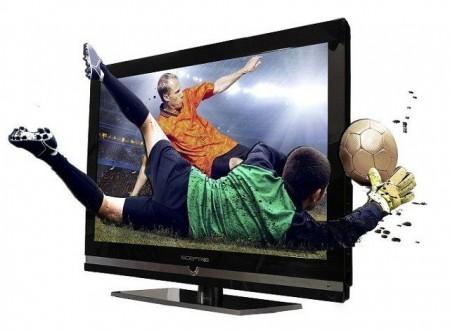 Фото - CES 2012: Sceptre представит телевизоры 3D HDTV со встроенным Blu-ray приводом