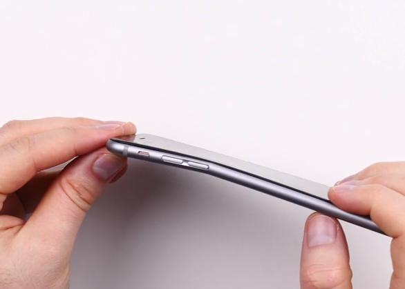 Фото - Apple сообщила лишь о 9 жалобах на сгибание корпуса iPhone 6 Plus»