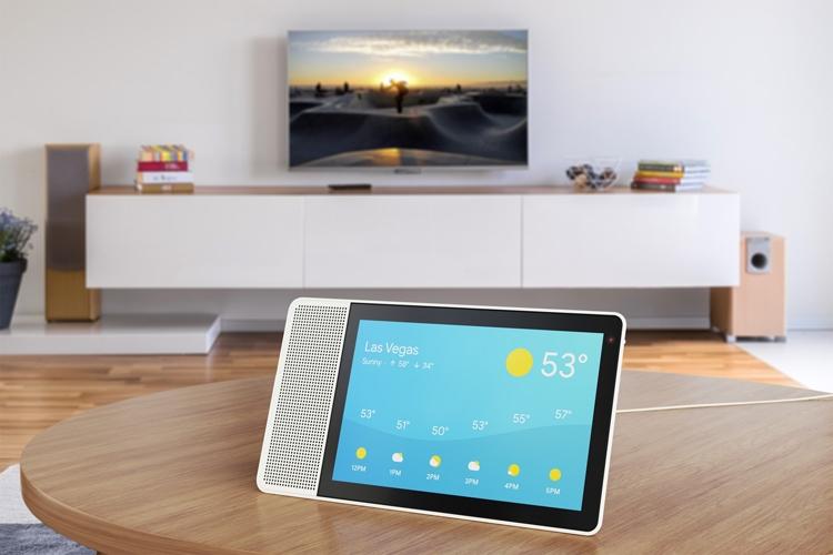 Фото - CES 2018: гаджет Lenovo Smart Display с помощником Google Assistant»