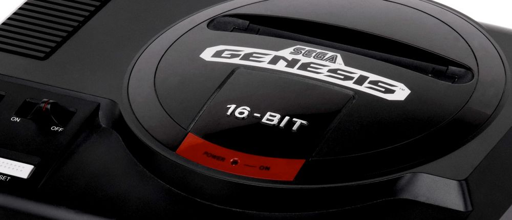 Фото - Sega хочет перевыпустить консоль Sega Mega Drive