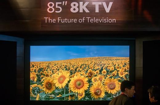 Фото - Телевизор-мечта: 85-дюймовый Sharp с разрешением 8К