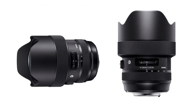 Фото - Объектив Sigma 14-24mm F2.8 DG HSM Art обойдётся в $1300″