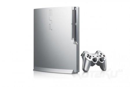 Фото - PlayStation 3 Slim. Теперь в серебре