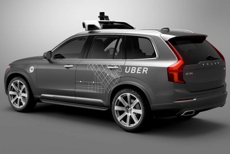 Фото - В августе Uber начнёт оказывать услуги беспилотного такси в Питтсбурге»