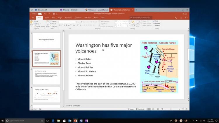 Фото - В Windows 10 тестируется функция Sets для объединения нескольких окон в одно»