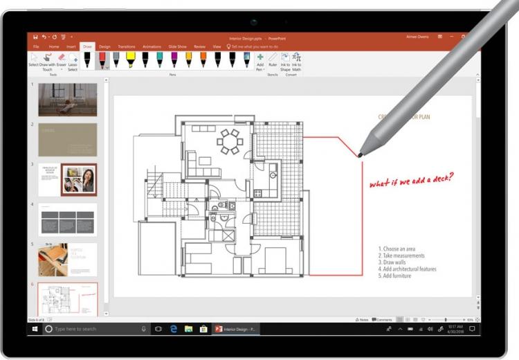 Фото - Microsoft представила Office 2019 Preview для коммерческих клиентов»