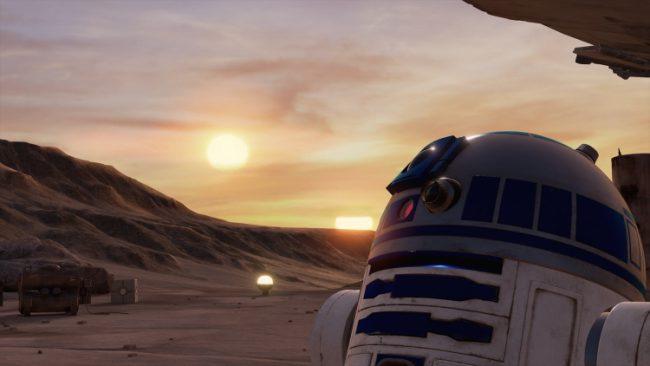 Фото - Франшиза Star Wars постепенно осваивает виртуальную реальность