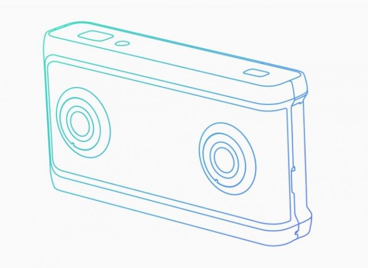 Фото - Google анонсировала формат 180-градусных видео»