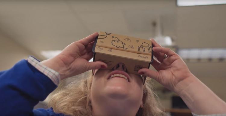 Фото - Google позволила создавать виртуальные образовательные туры всем желающим»