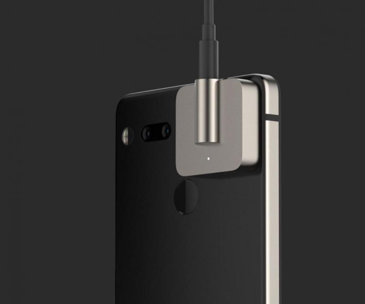 Фото - Новый модуль для Essential Phone — 3,5-мм разъём для наушников»