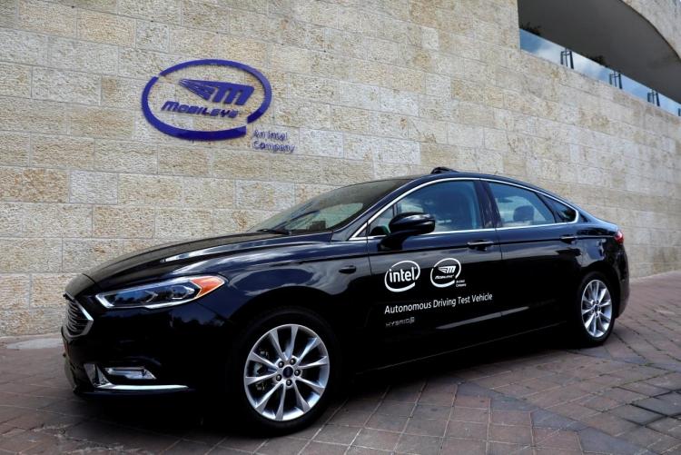 Фото - «Дочка» Intel поставит технологию автономного вождения для 8 млн автомобилей»