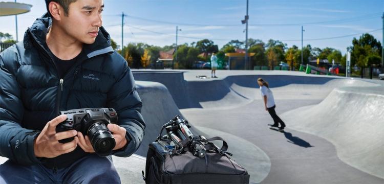 Фото - Blackmagic Pocket Cinema Camera 4K — кинокамера с поддержкой HDR и Raw»