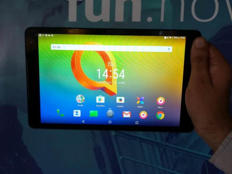 Фото - Alcatel представила на смену бюджетному планшету A3 модель A3 (2018) с поддержкой LTE»