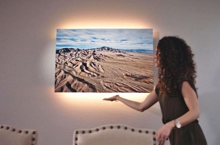 Фото - Дизайнерская акустика Soundwall Nova: картина, которая звучит»
