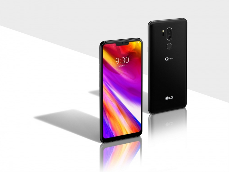 Фото - Флагманский смартфон LG G7 ThinQ: меломанам-фотолюбителям посвящается»