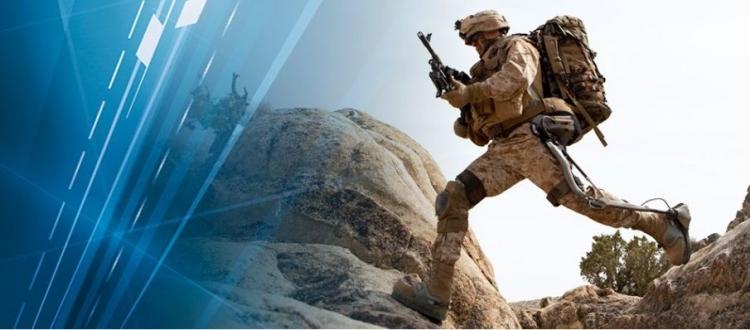 Фото - Экзоскелет FORTIS K-SRD поможет солдатам быстро преодолевать подъёмы в боевом снаряжении»