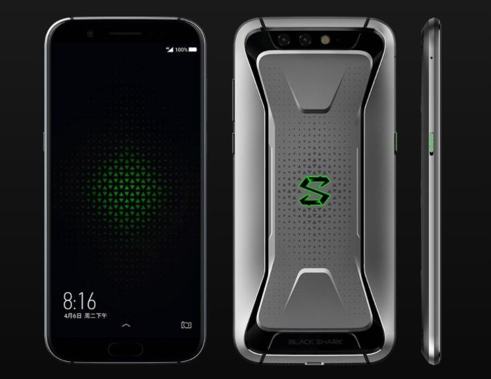 Фото - Xiaomi Black Shark Gaming Phone: мощный игровой смартфон за $477″