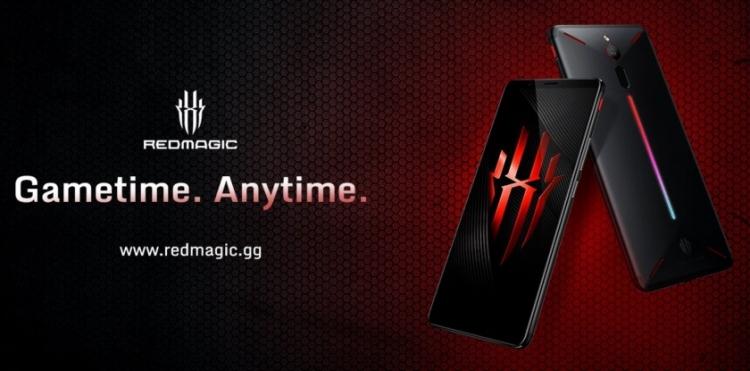 Фото - Nubia Red Magic Gaming Phone: в полку игровых смартфонов прибыло!»
