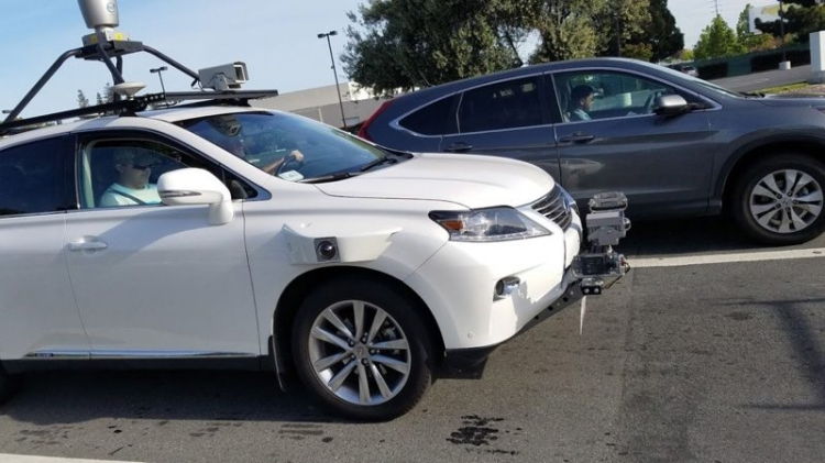 Фото - Apple подключила Volkswagen к созданию беспилотного автомобиля для своих сотрудников»