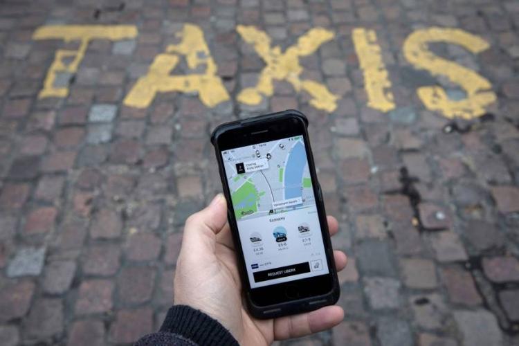 Фото - Uber запустит в Японии сервис заказа такси»